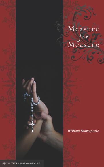 william shakespeares measure for measure essay